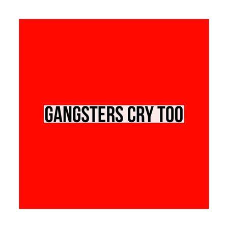 THREE MONKEYS CONCEPTS - Three Monkeys Concepts Gangsters Cry Sticker