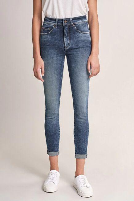 Salsa Jeans - Blue Push In Secret Glamour skinny jeans