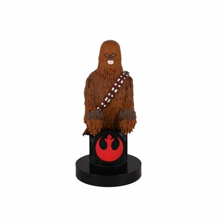 EXQUISITE GAMING - Exquisite Gaming Cable Guy Chewbacca 8-Inch Controller/Smartphone Holder