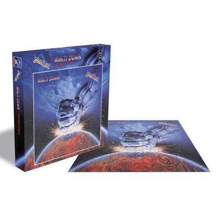 ROCK SAWS - Judas Priest   Ram It Down Jigsaw Puzzle (500 Pieces)