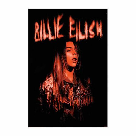 PYRAMID POSTERS - Pyramid Posters Billie Eilish Sparks