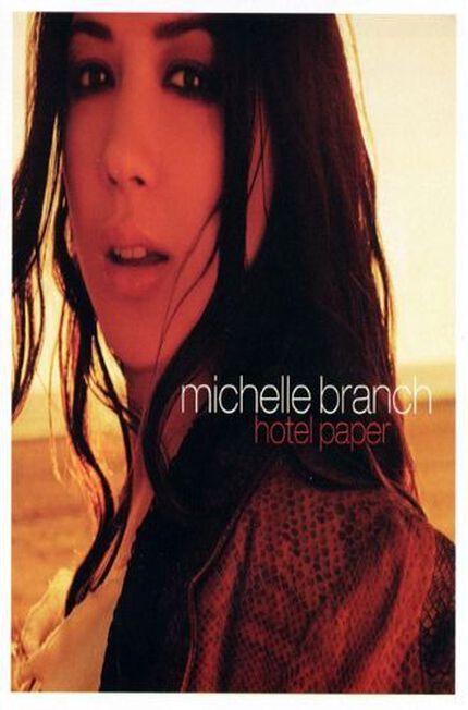 MEGASTAR - Hotel Paper | Michelle Branch