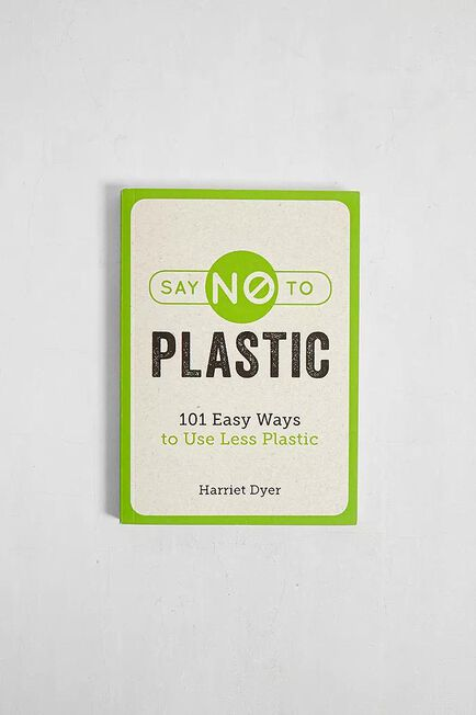 Urban Outfitters - Assorted Say No To Plastic By Harriet Dyer