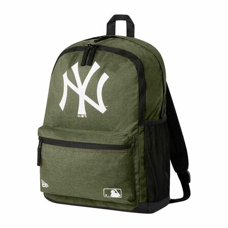 NEW ERA - New Era mlB Delaware NY Yankees Backpack New Olive