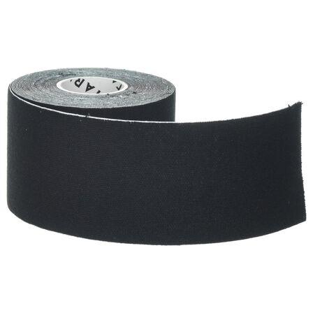 TARMAK - Unique Size  5 CM x 5 M Kinesiology Support Tape, Black