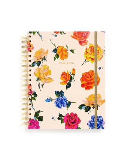 BAN.DO - ban.do 17-Month Large Planner Coming Up Roses