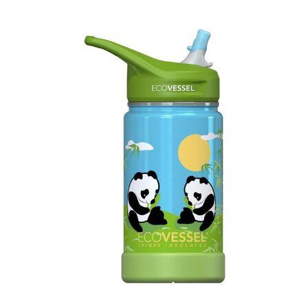 ECO VESSEL - EcoVessel Panda Frost Triple Insulated Water Bottle 350 ml