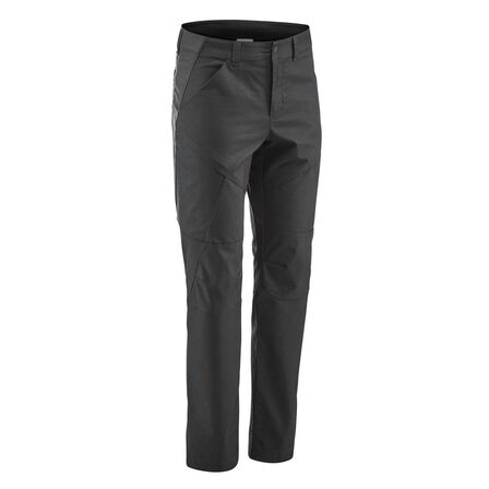 QUECHUA - W39 L34  Men's NH500 Regular off-road hiking trousers, Carbon Grey