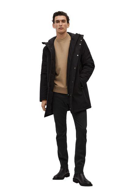 Mango - open grey Slim fit Ultra Soft Touch Patrick jeans