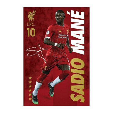 PYRAMID POSTERS - Pyramid Posters Liverpool FC Sadio Mane