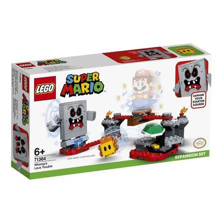 LEGO - LEGO Super Mario Whompa's Lava Expansion Set 71364