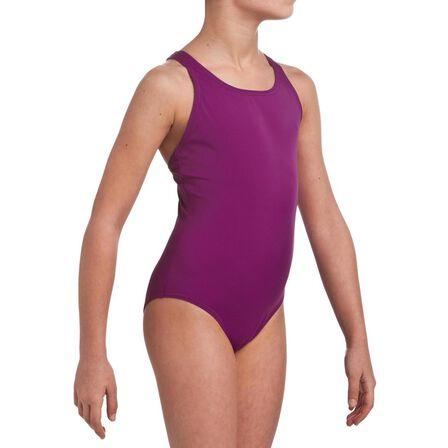 NABAIJI - 7-8Y Leony Girls' One-Piece Swimsuit - Purple