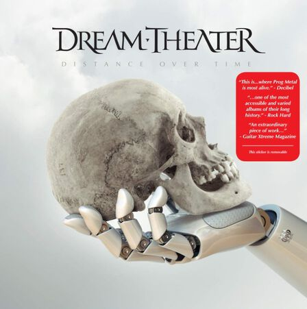 INSIDE OUT - Distance Over Time | Dream Theater