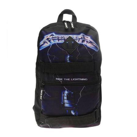 ROCKSAX - Metallica Ride the Lightning Skate Bag