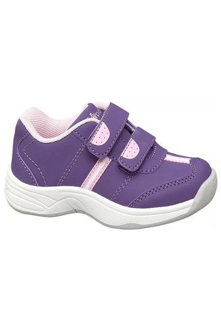 Cake Couture - Purple Sneakers, Baby Girl