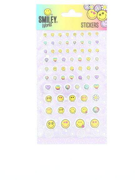 BLUEPRINT COLLECTIONS - Blueprint Smiley Forever Sticker Set