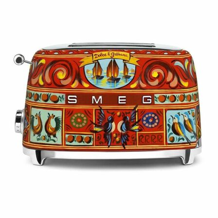 SMEG - SMEG Dolce & Gabbana 2 Slice Toaster