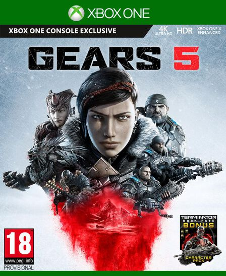 MICROSOFT - Gears 5 [Pre-owned]