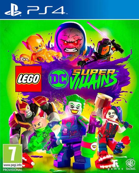 WARNER BROTHERS INTERACTIVE - LEGO DC Super-Villains - PS4