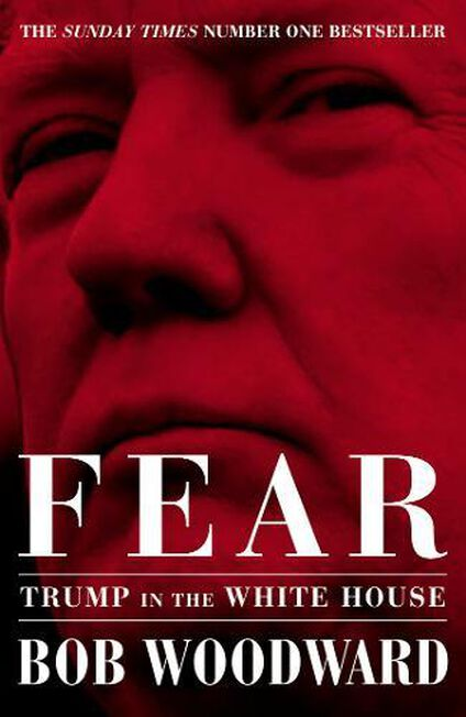 SIMON & SCHUSTER UK - Fear Trump in the White House
