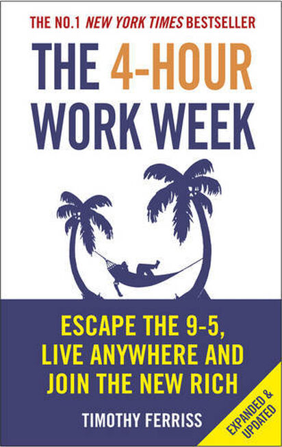 RANDOM HOUSE USA - 4-Hour Work Week Expanded Version