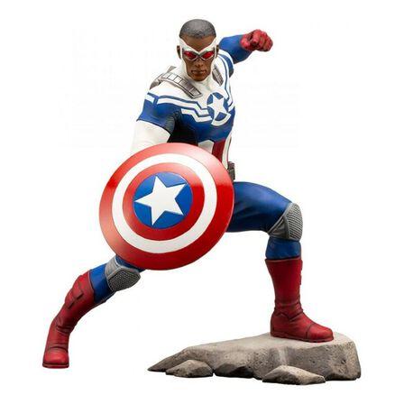 KOTOBUKIYA - Kotobukiya Artfx+ Avengers Captain America Sam Wilson 1/9 Statue