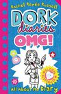 SIMON & SCHUSTER UK - Dork Diaries OMG All About Me Diary!