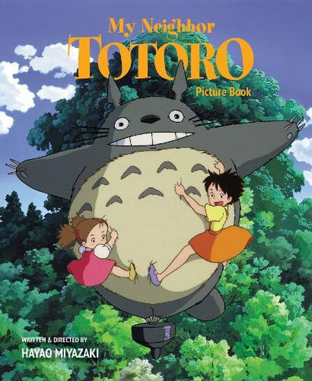 SIMON & SCHUSTER USA - My Neighbor Totoro Picture Book (New Edition) New Edition