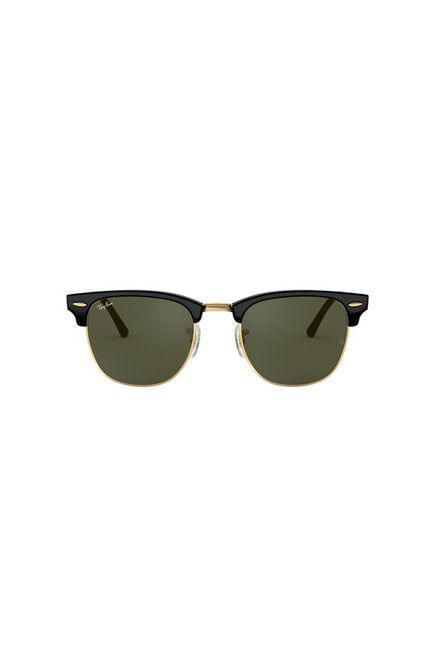 RAY-BAN - Black Square Ray-Ban RB3016 CLUBMASTER CLASSIC