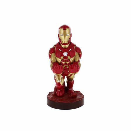 EXQUISITE GAMING - Exquisite Gaming Cable Guy Iron Man 8-Inch Controller/Smartphone Holder