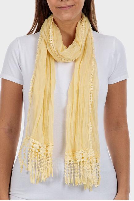 Punt Roma - Crochet foulard