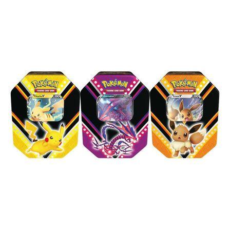 POKEMON TCG - Pokemon Tcg Fall V Powers Tin Fall 2020