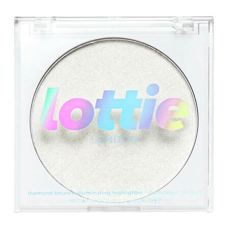 LOTTIE - Lottie Diamond Bounce Highlighter Silver