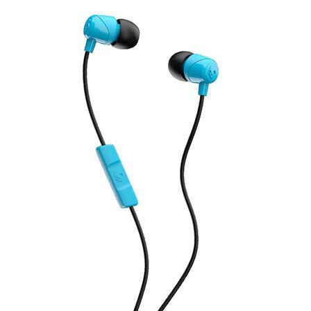 SKULLCANDY - Skullcandy Jib Blue/Black/Blue with Mic 1 In-Ear Earphones