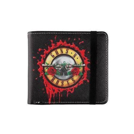 ROCKSAX - Guns N Roses Splatter Wallet