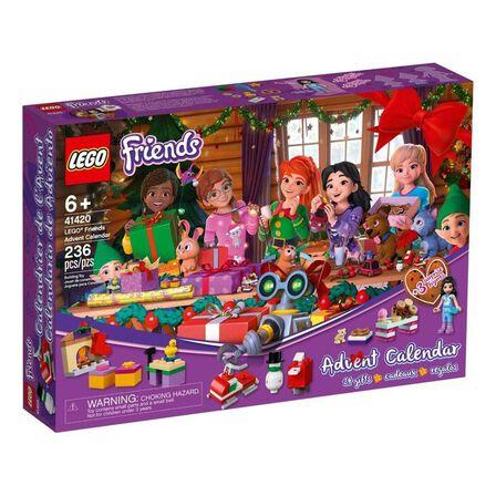 LEGO - LEGO Friends Advent Calendar 41420