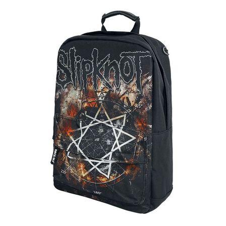 ROCKSAX - Slipknot Pentagram Classic Backpack