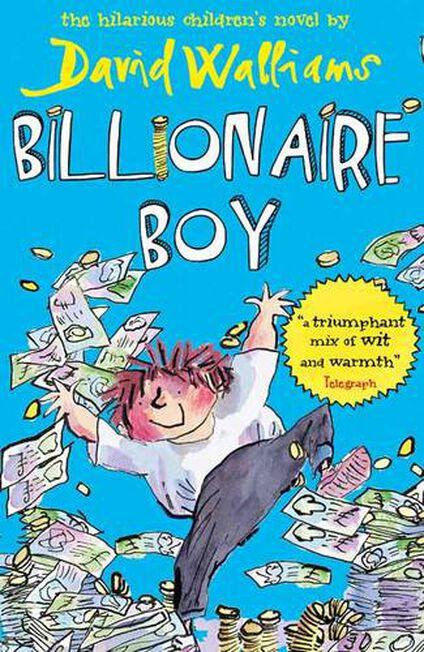 HARPER COLLINS UK - Billionaire Boy