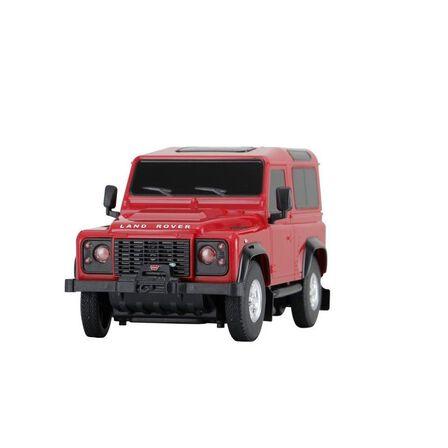RASTAR - Rastar R/C Land Rover Defender 1.24