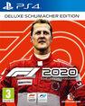 CODEMASTERS - F1 2020 - Deluxe Schumacher Edition - PS4