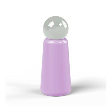 LUND LONDON - Lund London Skittle Bottle Mini Lilac And Light Grey 300ML