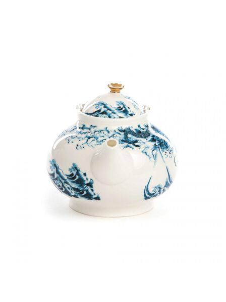 Seletti - Hybrid Smeraldina Teapot