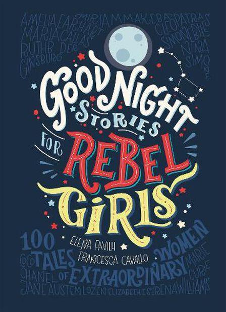 PENGUIN BOOKS UK - Good Night Stories for Rebel Girls