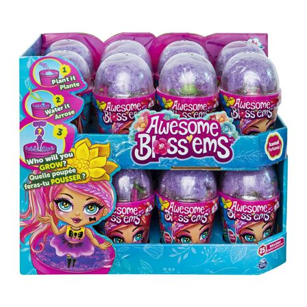 AWESOM BLOSS'EMS - Awesome Bloss'ems Pod Basic Doll [Assortment - Includes 1]
