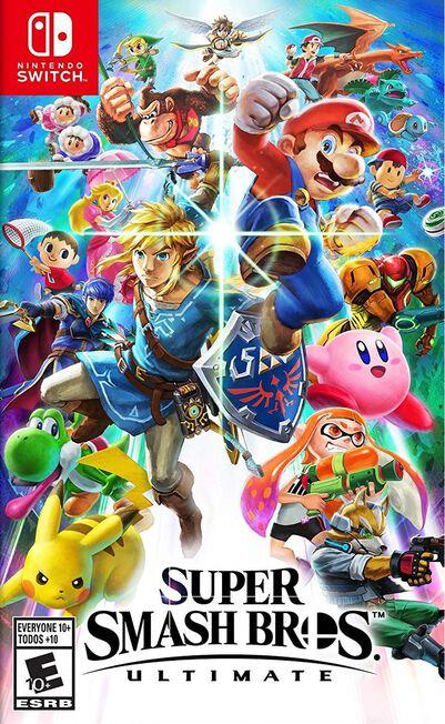 NINTENDO - Super Smash Bros. Ultimate [US][Pre-owned]
