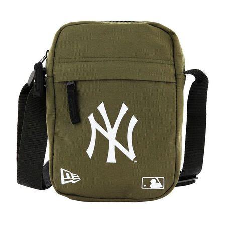 NEW ERA - New Era MLB NY Yankees Side Bag New Olive