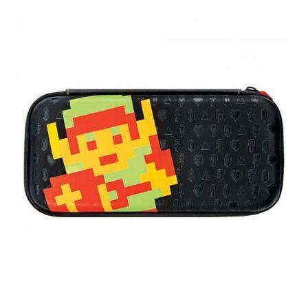 PDP - PDP Slim Travel Case Zelda Retro Edition for Nintendo Switch