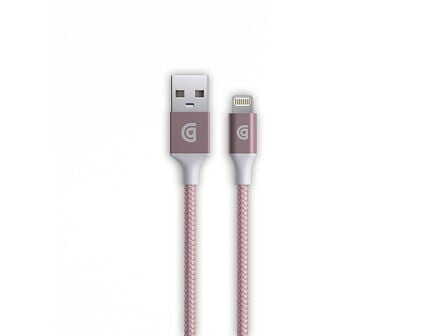 GRIFFIN - Griffin Premium Rose Gold Lightning Cable 5ft