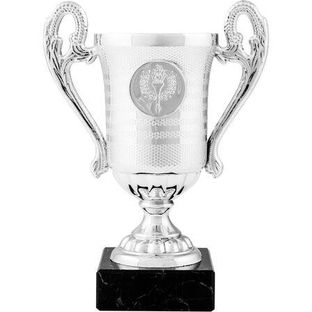 BIEMANS - 15 Cm C122 Cup - Silver