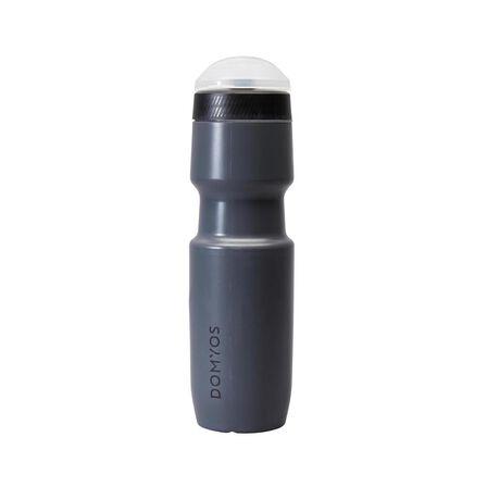 DOMYOS - Unique Size  800 ml Water Bottle, Carbon Grey